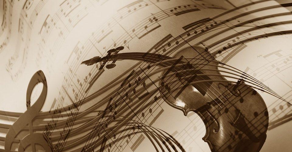 Partitions et violon - Image : Pixabay