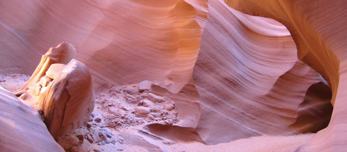 Lower Antelope Canyon, un magnifique site américain