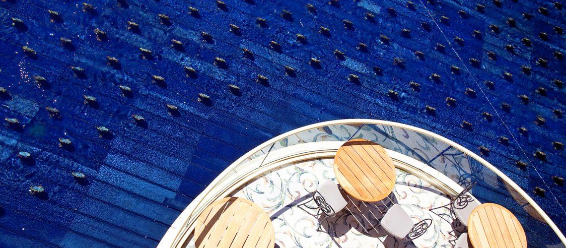 La terrasse du Wynn Las Vegas - Photo Laurence J