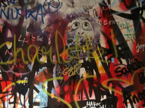 Graffiti Cartier