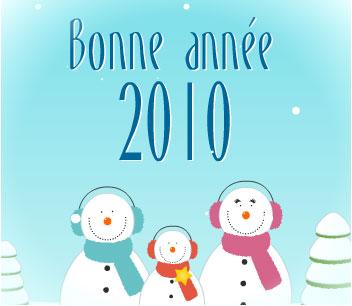 Bonne anne 2010