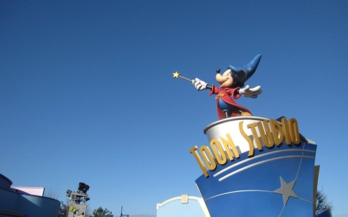 Mickey walt disney studios