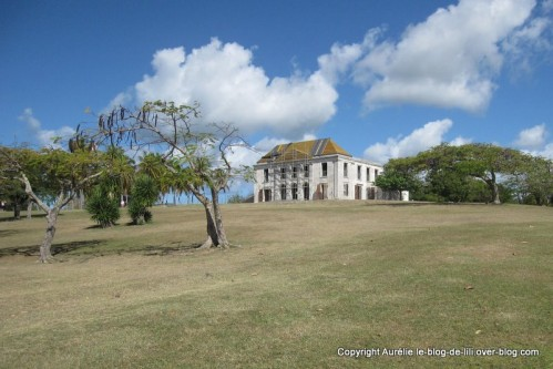 Guadeloupe Marie Galante ecomusee