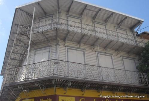 Guadeloupe architecture Pointe a Pitre