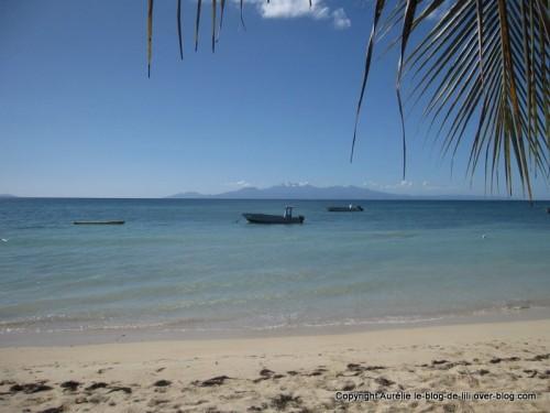 Guadeloupe bateau marie galante
