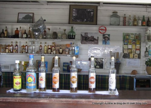 Guadeloupe distillerie