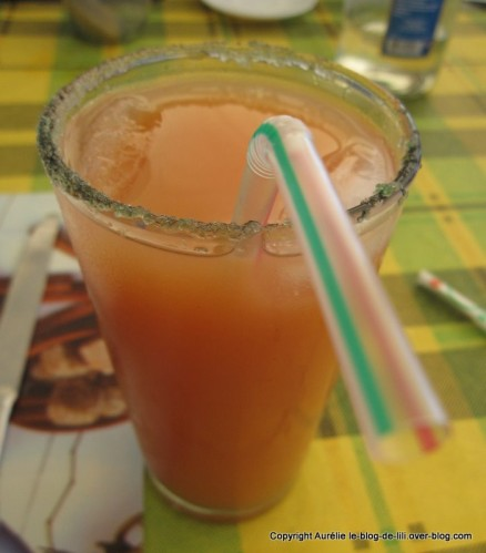 Guadeloupe jus fruit