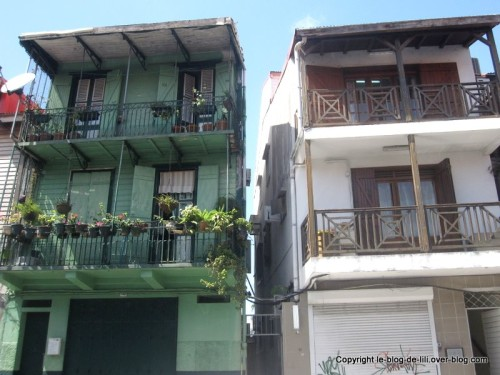 Guadeloupe maisons pointe a pitre
