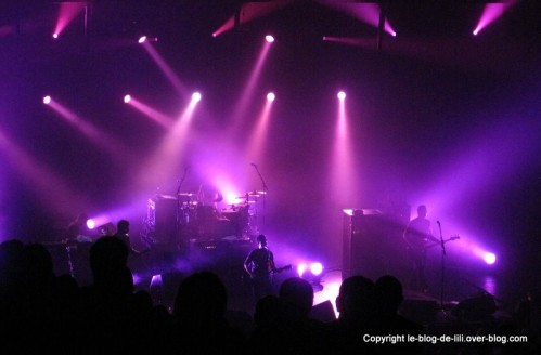 Stereophonics Olympia 4 fevrier 2010
