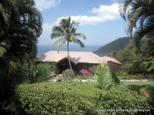 Guadeloupe ex maison coluche