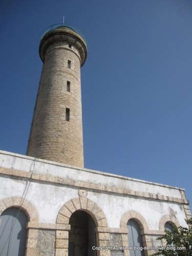 Guadeloupe phare petite terre