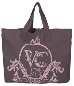 Sac cabas Victoria Couture Hello Kitty
