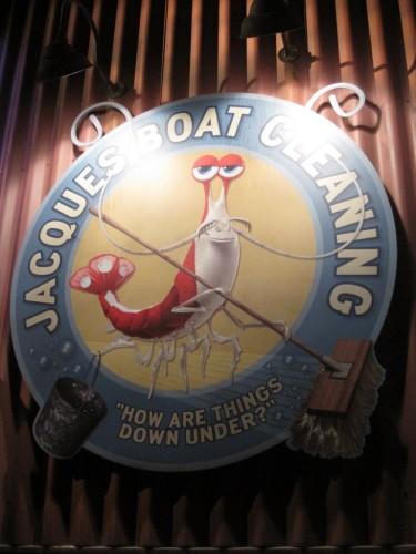 Disneyland crush coaster