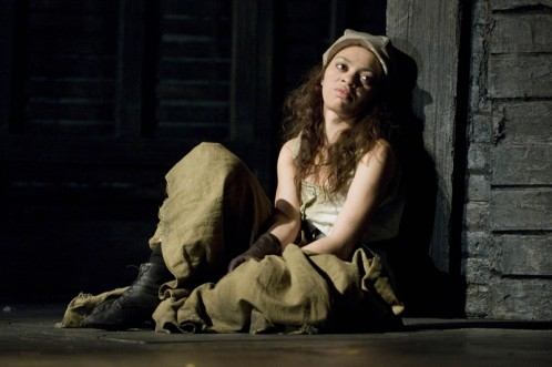 Rosalind James as Eponine