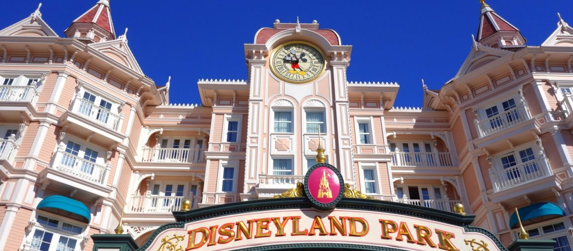 Le Disneyland Hôtel, à Paris