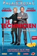 le-technicien-affiche