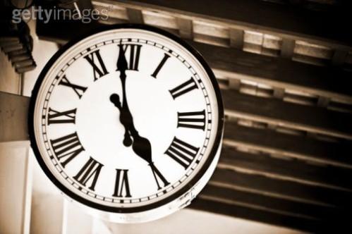 horloge-gare