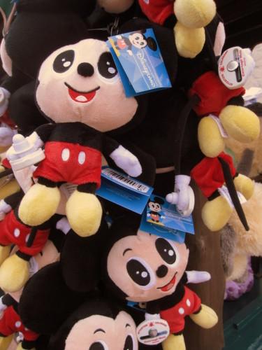 Disneyland Mickey japonais