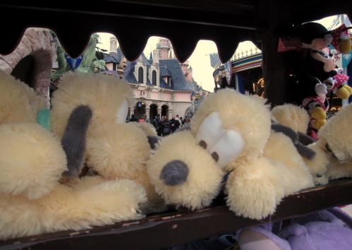 Disneyland Pluto