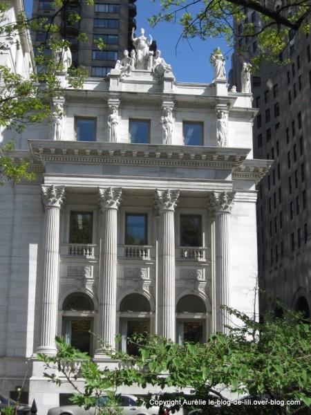 Madison square park 12 tribunal