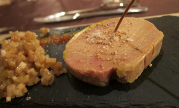 logis aux maisons 4 foie gras