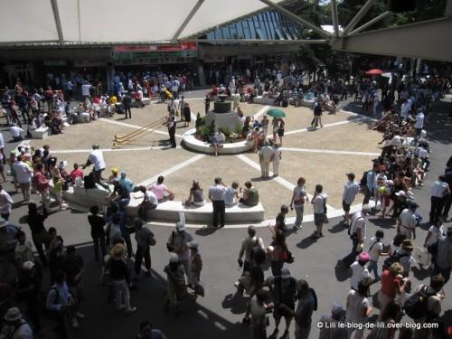 Demi-finales-Roland-Garros-2011-place-mousquetaires.JPG