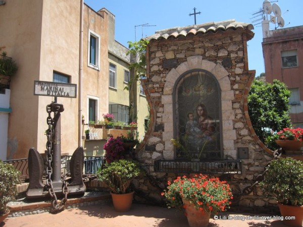 Sicile jour 5 taormine le saint trop 39 local le blog de lili - Office de tourisme sicile ...