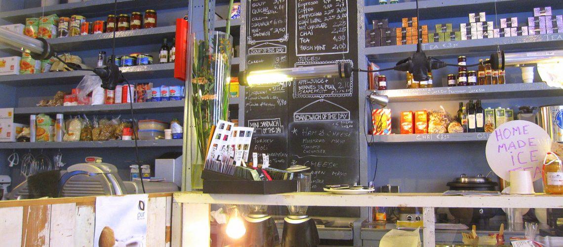 De Bakkerswinkel, une adresse à la mode à Amsterdam
