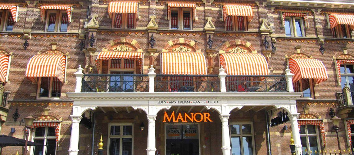 Eden Manor Amsterdam Hotel