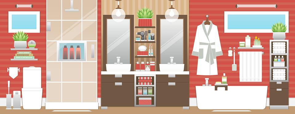 Salle de bains - Image : Pixabay