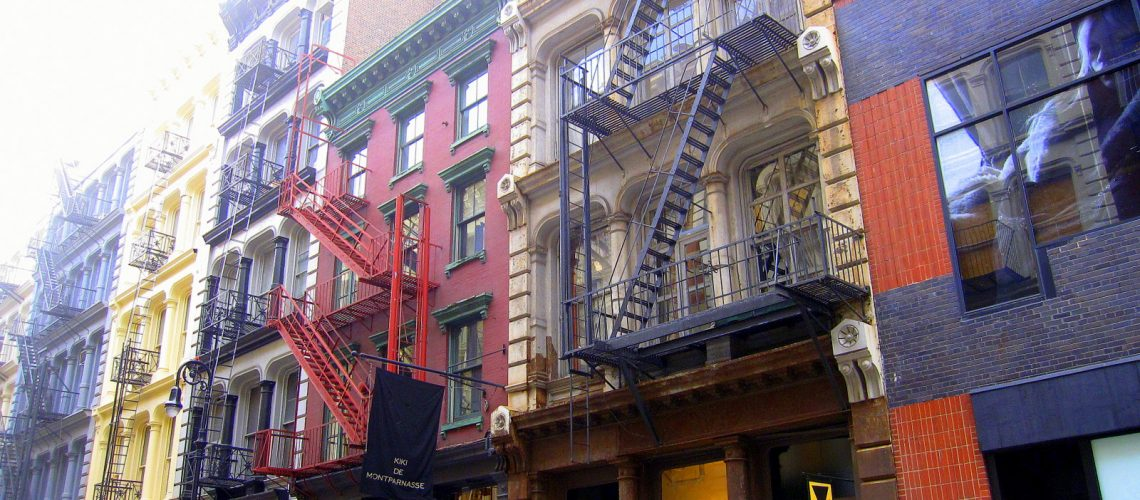 Les rues de New York