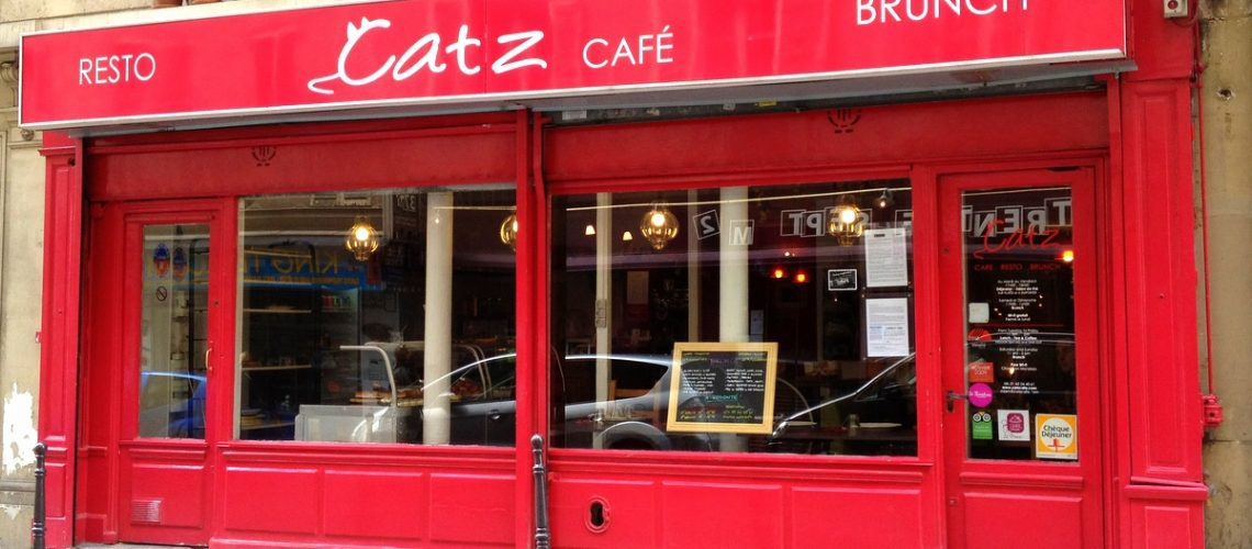 Le brunch du Catz à Paris