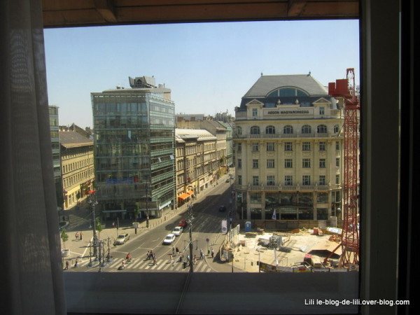 Budapest-Mercure-Korona-vue.JPG