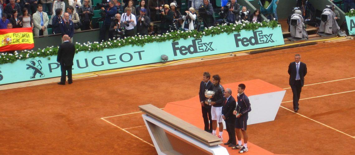 Rafael Nadal, vainqueur de Roland Garros 2012