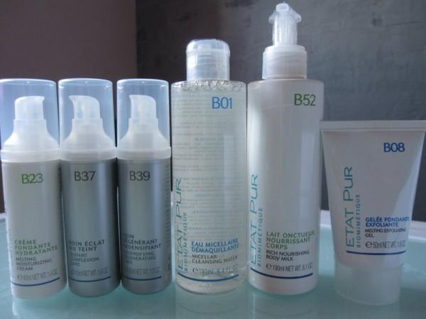 Etat-pur cosmetiques B