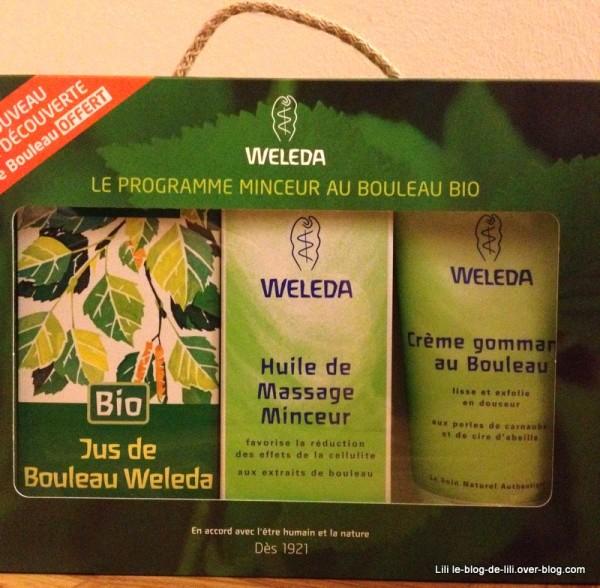 Programme minceur Weleda