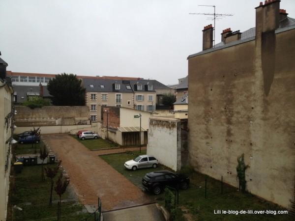 Best western Blois 4 vue