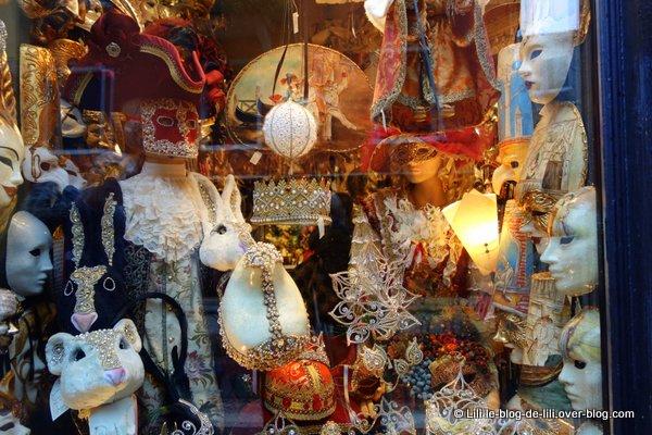 Venise vitrines 3