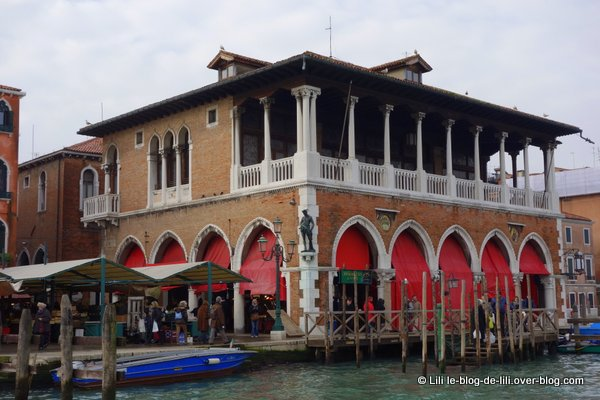 Grand canal Venise 8