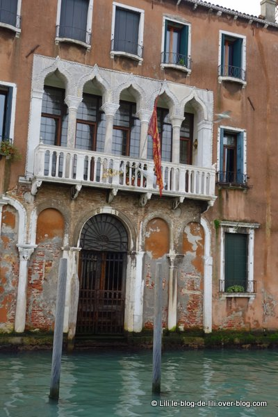 Grand canal Venise 9