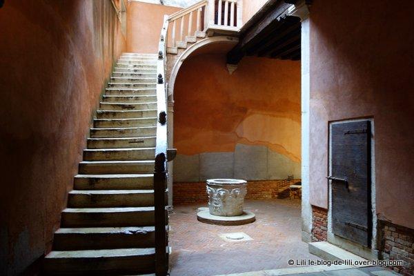 Venise ruelle interieur