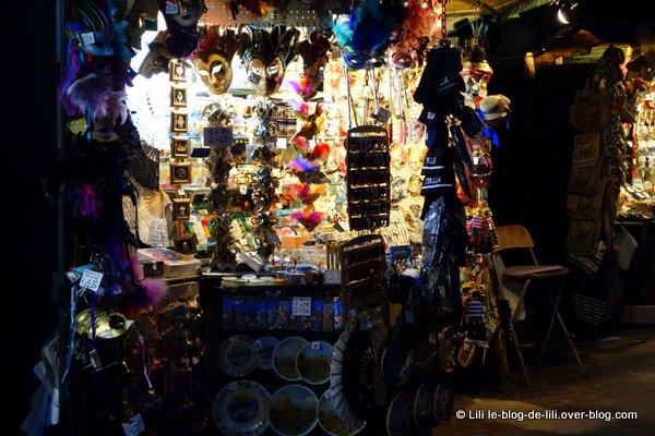 Venise ruelles 13 nuit stand