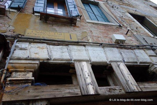 Venise ruelles 14 ghetto