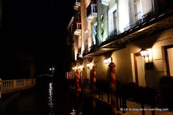 Venise ruelles nuit 2