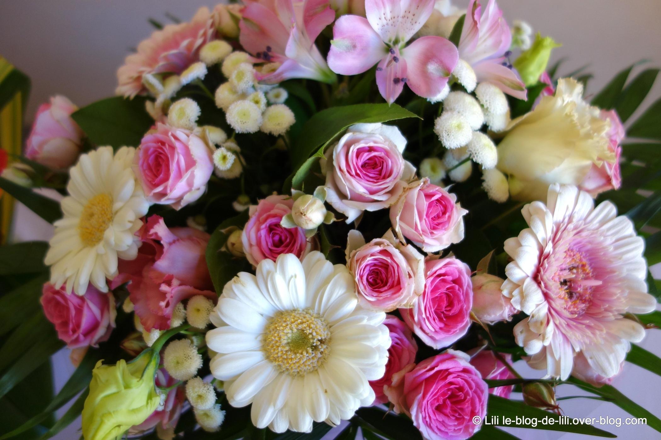 Une fête printanière et quelques fleurs