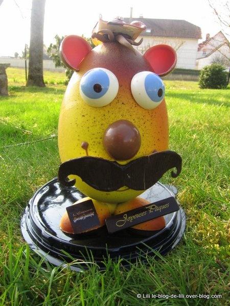 Gourmandises d'avril - partie 2 : Pâques et un menu d'anniversaire