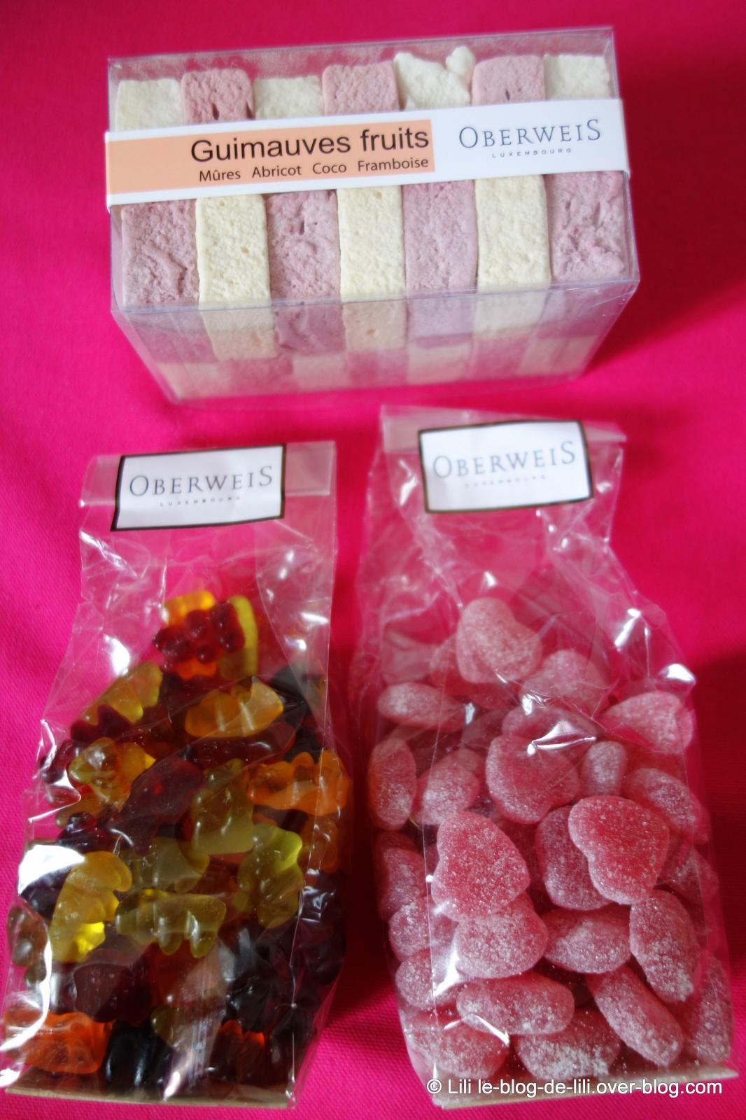 Des bonbons et du sucre... 30 ans en douceur