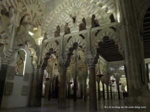 Des colonnes, des colonnes, des colonnes...