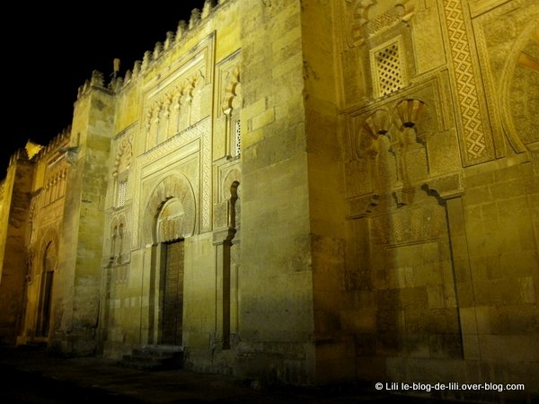 La grande mosquée de Cordoue : une cathédrale à part