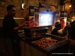 Les gourmandises à déguster pendant la #GGP7